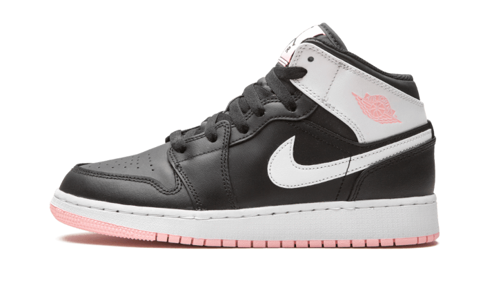 Air Jordan 1 Mid Arctic Pink Black