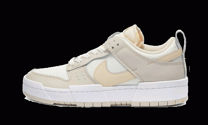 Dunk Low Disrupt Sail Desert Sand