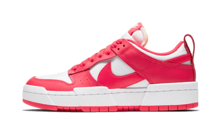 Dunk Low Disrupt Siren Red