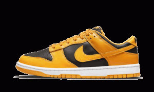 Dunk Low Goldenrod